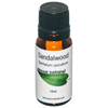 Thumb: Amour Natural Sandalwood in Coconut Oil 10ml
