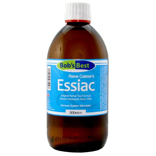 how to prepare essiac tea