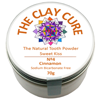 Thumb: Clay Cure Tooth Powder Cinnamon 70g