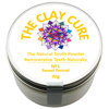 Thumb: Clay Cure Tooth Powder Sweet Fennel 70g