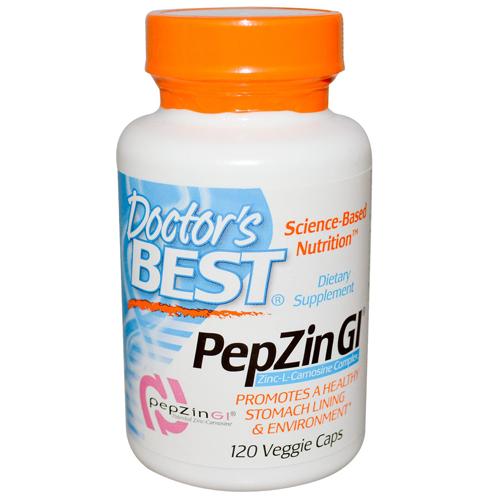 Benefits of zinc carnosine