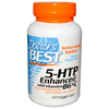 Thumb: Doctor's Best 5 HTP with Vitamins B6 & C 120 Vcaps