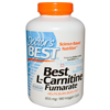 Thumb: Doctor's Best L Carnitine Fumarate 855mg 180 VCaps