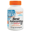 Thumb: Doctors Best Astaxanthin 60 12mg Softgels