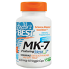 Thumb: Doctors Best MK 7 Vitamin K2 60 100mcg Vcaps
