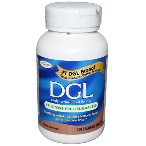 Dgl tablets side effects