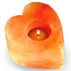 Thumb: Himalayan Crystal Salt Tea Light Holder Heart