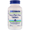 Thumb: Life Extension Two Per Day Multi 120 Tabs