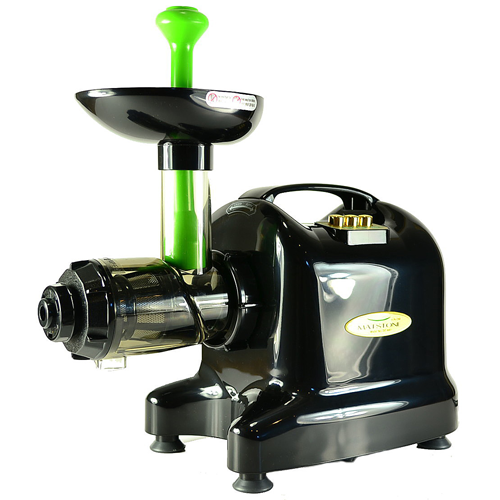 Jumbo Slow Juicer Signora : Advance 6 in 1 Juicer - Black - by Matstone