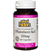 Thumb: Natural Factors D'Pantothenic Acid 90 250mg Caps