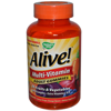 Thumb: Nature's Way Alive! Adult Multi Vitamin Fruit Flavors 90 Gummies