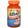Thumb: Nature's Way Alive! Gummies Multi Vitamin for Children Cherry Grape & Orange 90 Gummies