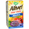 Thumb: Nature's Way Alive! Max3 Daily Men's Max Potency 90 Tabs