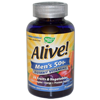 Thumb: Nature's Way Alive! Men's 50+ Multi Vitamin Multi Mineral 75 Gummies