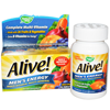Thumb: Nature's Way Alive! Men's Energy Multivitamin Multimineral 50 Tabs