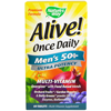 Thumb: Nature's Way Alive! Once Daily Men's 50+ Multi Vitamin 60 Tabs