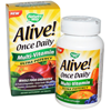 Thumb: Nature's Way Alive! Once Daily Multi Vitamin 60 Tabs