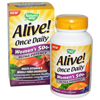 Thumb: Nature's Way Alive! Once Daily Women's 50+ Multi Vitamin 60 Tabs