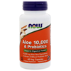 Thumb: Now Foods Aloe 10,000 and Probiotics 60 Vcaps