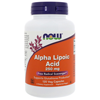 Thumb: Now Foods Alpha Lipoic Acid 120 250mg Vcaps