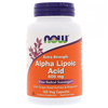 Thumb: Now Foods Alpha Lipoic Acid 120 600mg Vcaps
