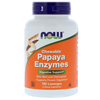 Thumb: Now Foods Chewable Papaya Enzymes 180 Lozenges