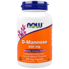 Thumb: Now Foods D Mannose 120 500mg Capsules