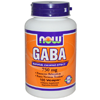 Thumb: Now Foods Gaba 100 750mg Vcaps