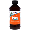 Thumb: Now Foods Iron Liquid 237ml