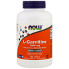 Thumb: Now Foods L Carnitine 100 1000mg Tablets