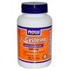 Thumb: Now Foods L Cysteine 100 500mg Tablets