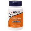 Thumb: Now Foods L Theanine Double Strength 60 200mg Vcaps