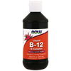 Thumb: Now Foods Liquid B 12 8floz (237ml)
