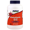 Thumb: Now Foods Pantothenic Acid 250 500mg Capsules