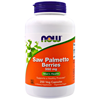 Thumb: Now Foods Saw Palmetto Berries 550mg 250 Capsules