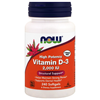 Thumb: Now Foods Vitamin D 3 240 2000iu Softgels