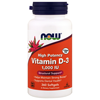 Thumb: Now Foods Vitamin D3 360 1000iu Sofgels