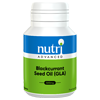 Thumb: Nutri Advanced Blackcurrant Seed Oil 60 Caps