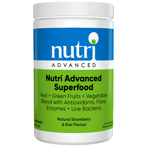 Nutri Advanced Superfood 302 7g Powder Natural