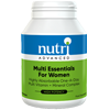 Thumb: Nutri Advanced Womens Multi Essentials 60 Tabs