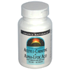 Thumb: Source Naturals Acetyl L Carnitine & Alpha Lipoic Acid 650mg 60 Tablets