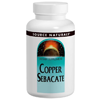 Thumb: Source Naturals Copper Sebacate 120 22mg Tabs