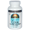 Thumb: Source Naturals Coral Calcium Magnesium 90 Tablets